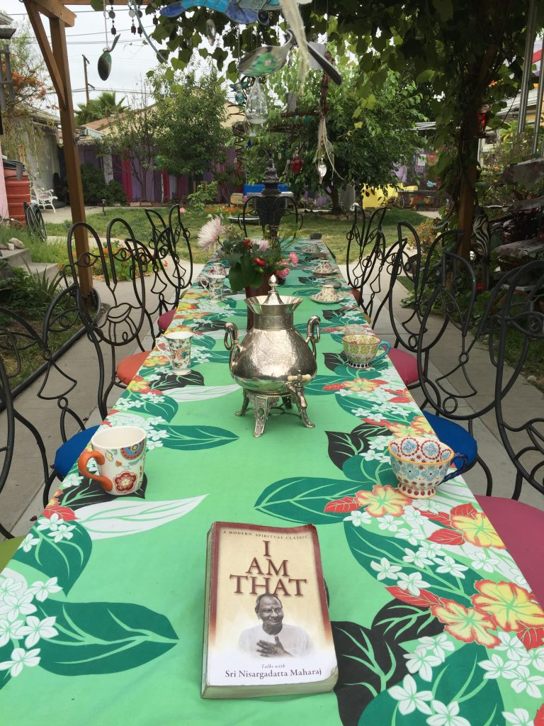 """I AM"" TEA PARTY"